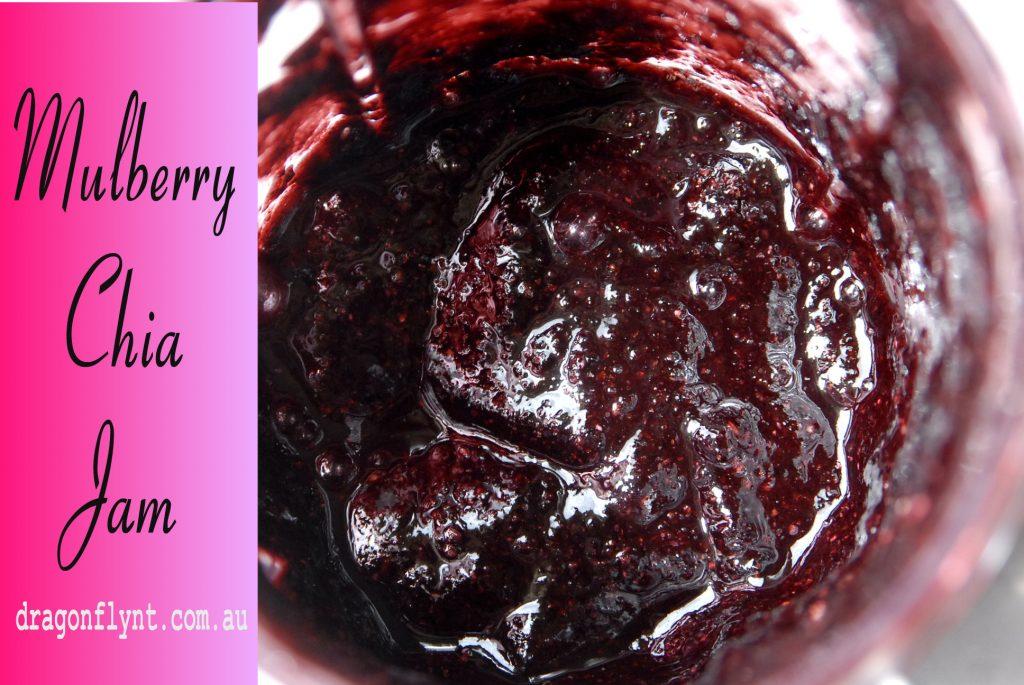 Mulberry Chia Jam