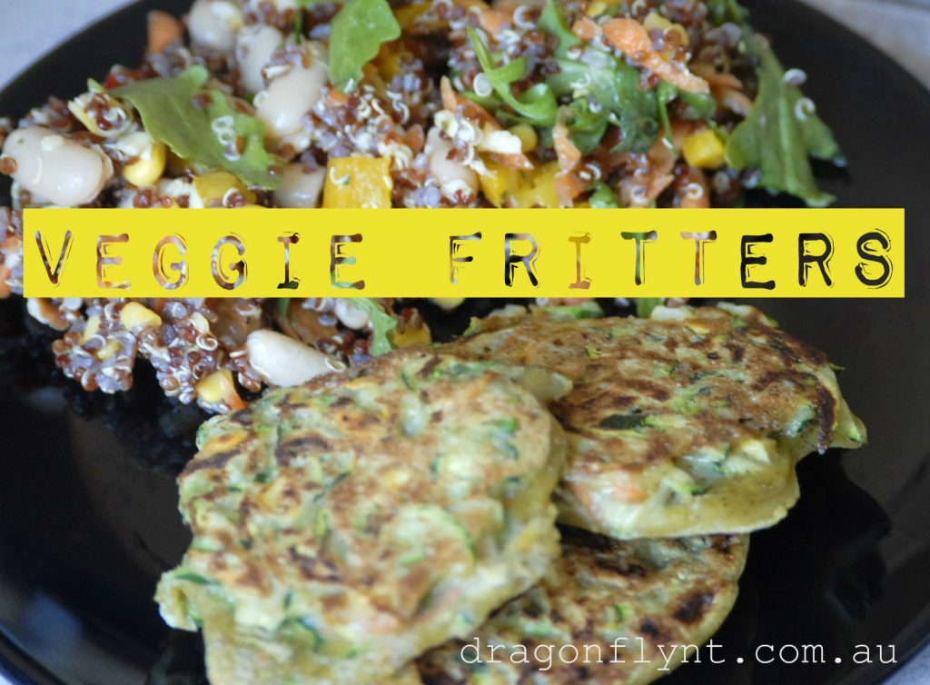 Veggie Fritters