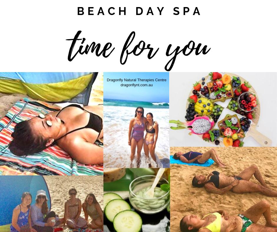 Beach Day Spa