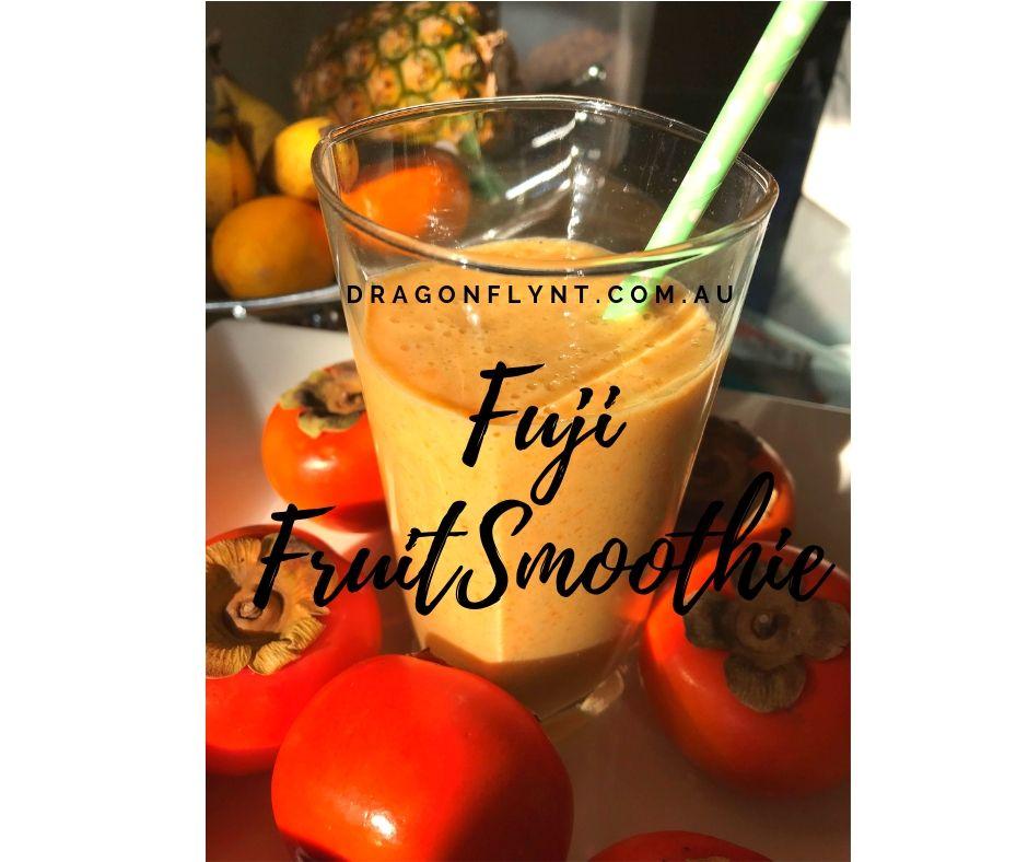 Fuji FruitSmoothie